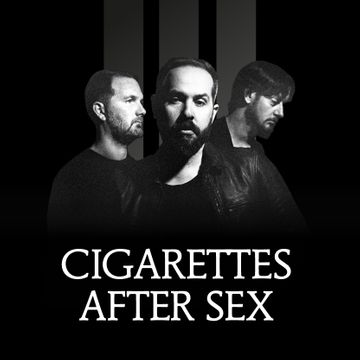 Cigarettes After Sex: OCESA Irrepetible