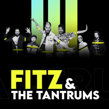 Fitz & The Tantrums: OCESA Irrepetible