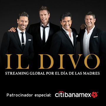 Il Divo: Streaming Global